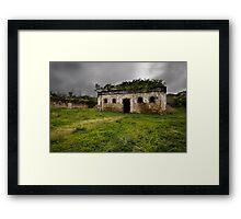 Gaol House Framed Print