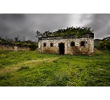 Gaol House Photographic Print