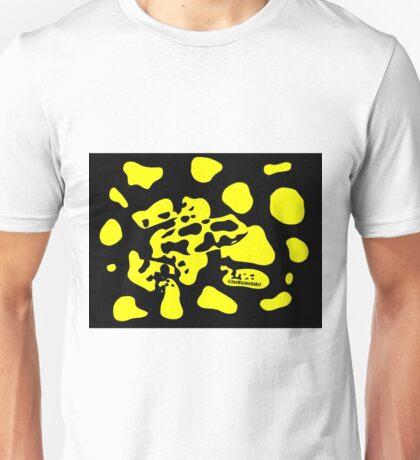 Yellow Dart Frog Unisex T-Shirt
