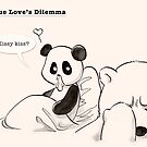 True Love's Dilemma by Panda And Polar Bear