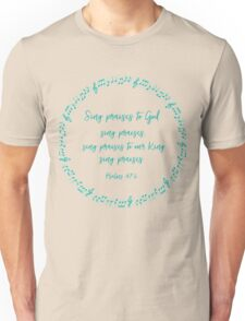 Psalms: Sing Praises to God Unisex T-Shirt