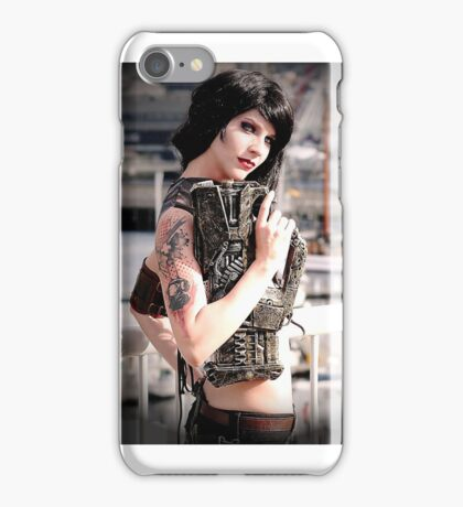 Gunslinger iPhone Case/Skin