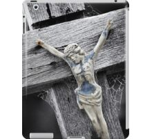 """ A Sacrifice Made "" ... Graveyard Adornments #46 iPad Case/Skin"