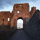 Trim Castle Gate by Eka Evianty