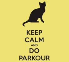 Parkour Kids Tee