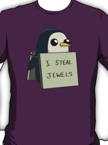 Adventure Time Gunter T-Shirt