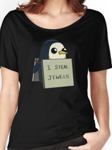 Adventure Time Gunter Women's Relaxed Fit T-Shirt