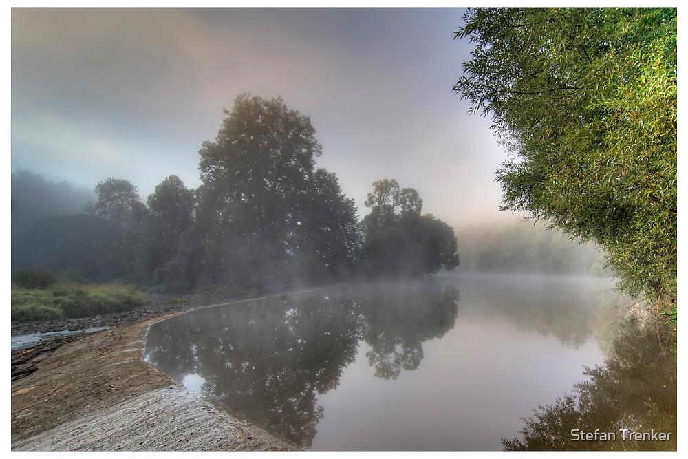 Morning Haze by Stefan Trenker
