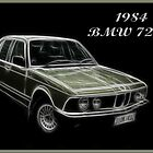 1984 BMW 728 I     Free State, South Africa by Qnita