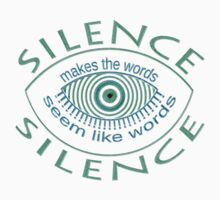 SILENCE Kids Clothes
