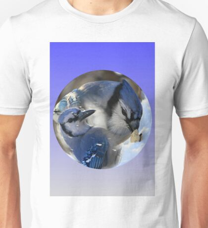Blue Jays In a Ball Unisex T-Shirt