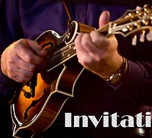 F5 Mandolin Invitation Card 0001 by bluegrass