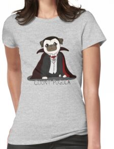 Count Pugula! Womens Fitted T-Shirt