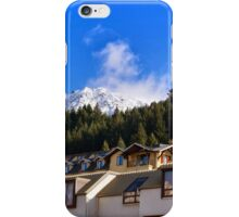 Mountain Homes iPhone Case/Skin