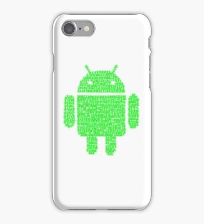 Binary-droidv2.0 iPhone Case/Skin