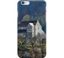 Cisnadioara Michelsberg Siebenbuerger medieval Castle iPhone Case/Skin