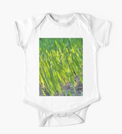 Morning Grass 2 One Piece - Short Sleeve