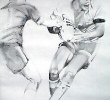 Andrew Marsh by Dave Allen