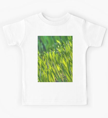 Morning Grass 4 Kids Tee