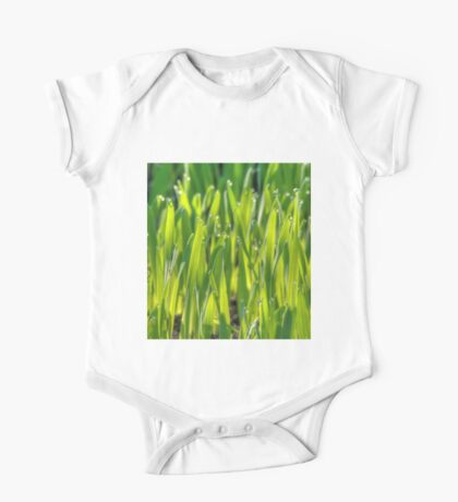 Morning Grass 8 One Piece - Short Sleeve