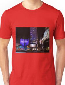 Lit up for the G20 meeting in Brisbane Unisex T-Shirt