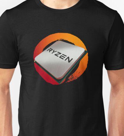 AMD Ryzen Zen Chip CPU Unisex T-Shirt