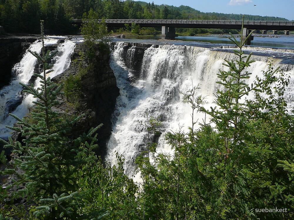 Kakabeka Falls 4 by suebankert