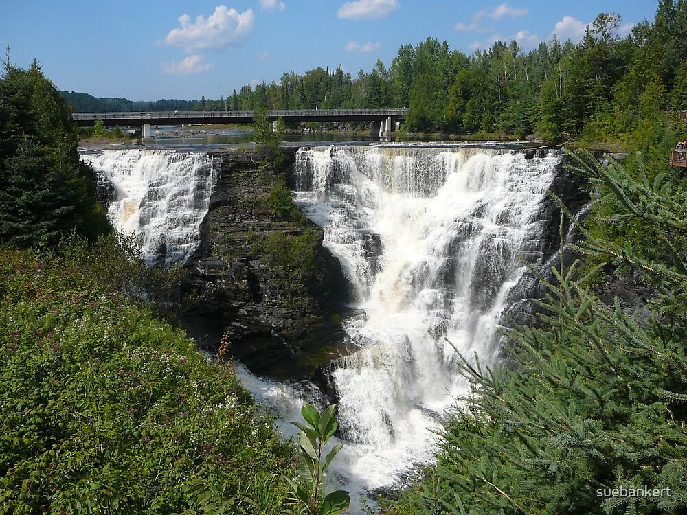 Kakabeka Falls by suebankert