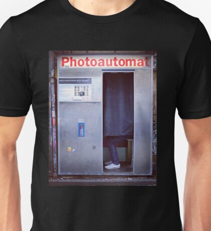 Photoautomat Unisex T-Shirt