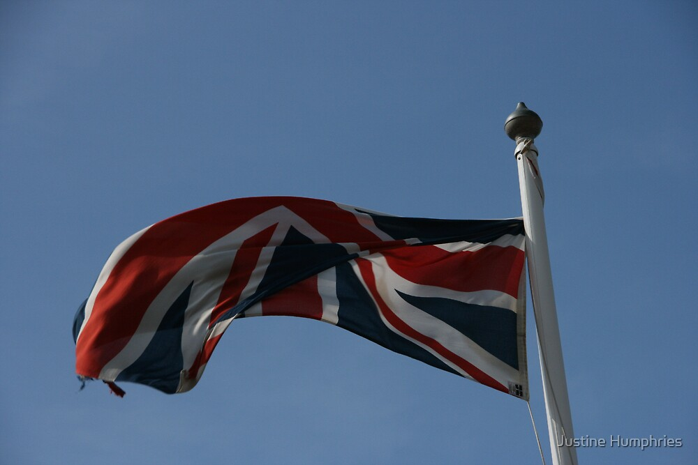 Union Jack by Justine Humphries