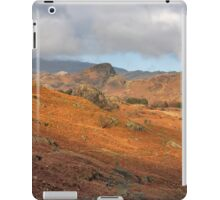 Langdale Fells  iPad Case/Skin