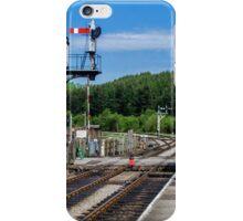 Levisham Station iPhone Case/Skin
