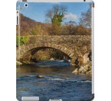 Packhorse Bridge River Duddon iPad Case/Skin