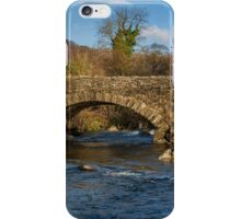 Packhorse Bridge River Duddon iPhone Case/Skin