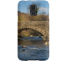 Packhorse Bridge River Duddon Samsung Galaxy Case/Skin