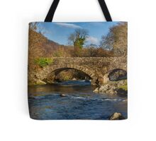 Packhorse Bridge River Duddon Tote Bag