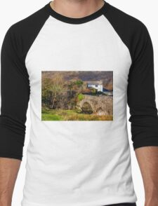 River Cottage Men's Baseball ¾ T-Shirt