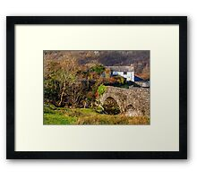 River Cottage Framed Print