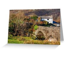 River Cottage Greeting Card