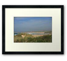 Porth Kidney Sands VII Framed Print