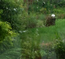 It's raining again by Justine Humphries