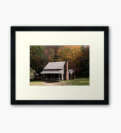 Henry Whitehead Place II Framed Print