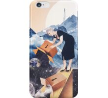 Tipping Point iPhone Case/Skin