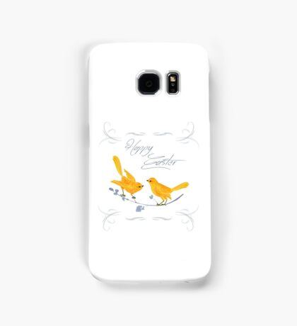 Happy Easter Samsung Galaxy Case/Skin