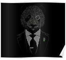 Sir Panda Poster