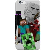 MineWorld6 iPhone Case/Skin
