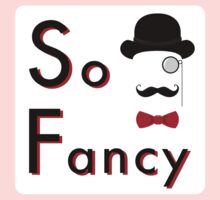 Lord Fancy is So Fancy - White Version Kids Clothes