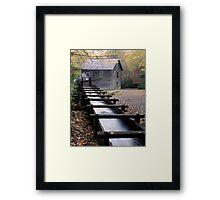 Mingus Mill VI Framed Print