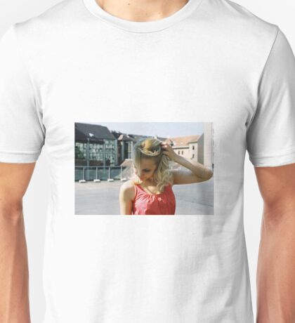 Pink Femininity 6 Unisex T-Shirt