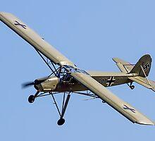 Fieseler Fi-156A-1 Storch G-STCH by Colin Smedley